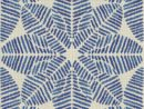 Outdura Fabric 1832 Palmetto Azure