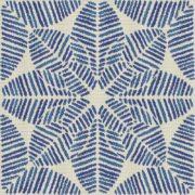 Outdura Fabric 1832 Palmetto Azure
