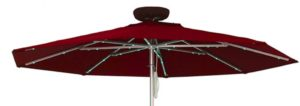 Click here to order Solar Powered LED Umbrellas