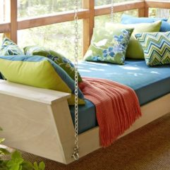 Click here to order Bed Swing Cushions.